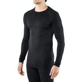 Falke Maximum Warm Comfort Longsleeve Shirt Heren, black